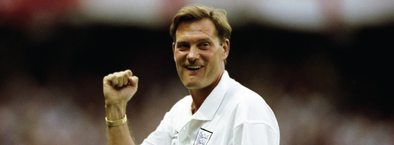 10ten Talent - Glenn Hoddle
